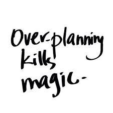 overplanning